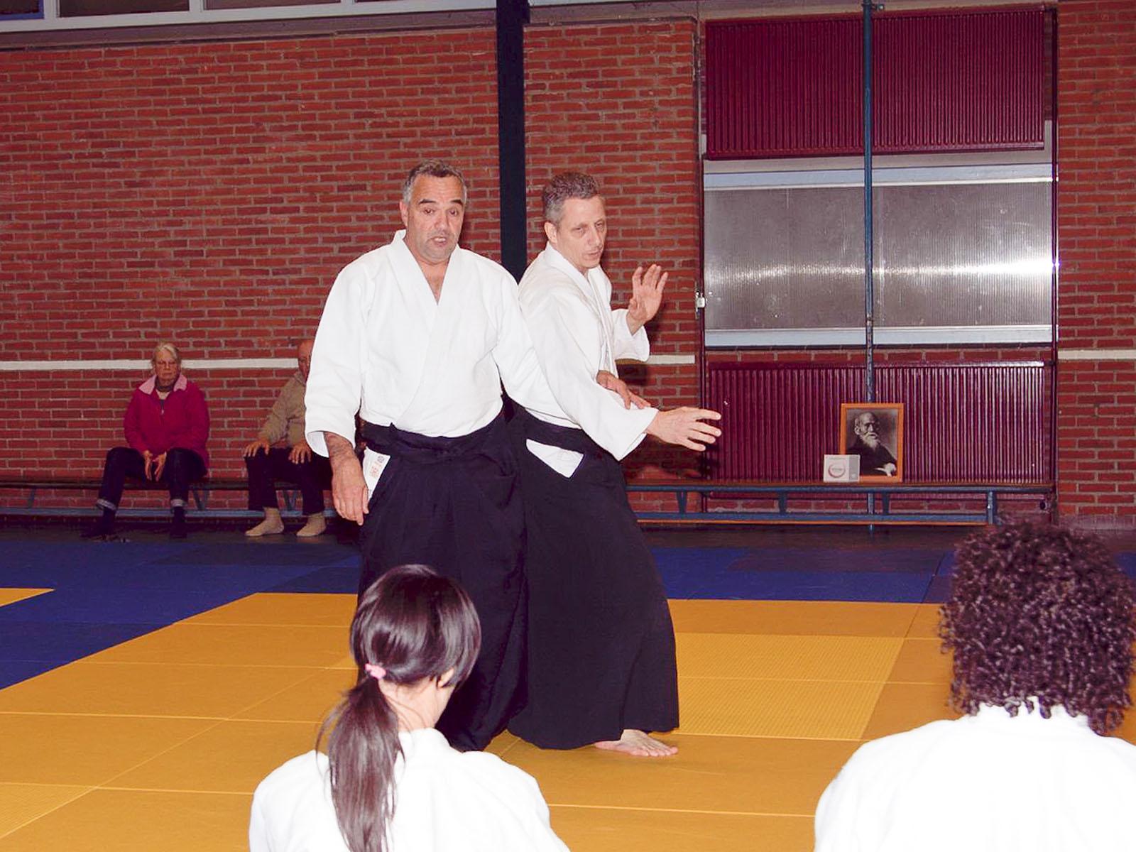 Aikido zomerschool Markelo van 17 – 21 juli 2021