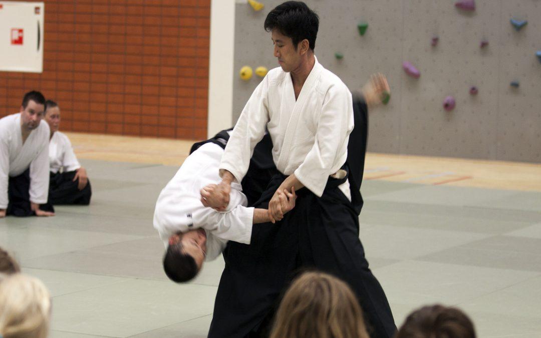 60 jaar Aikido in Nederland