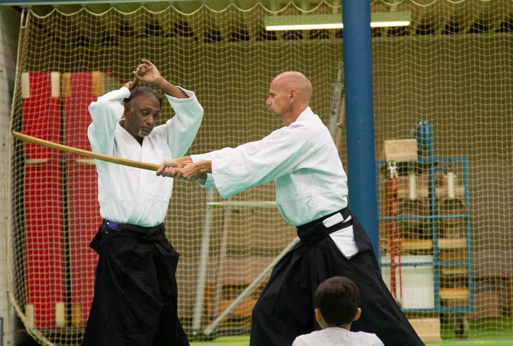 Stage Sensei Sachien Raghoe 20 september 2020